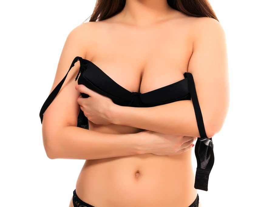 Brystreduksjon kan lette hverdagen