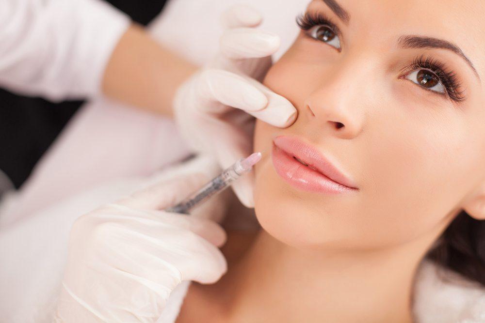 Fettfilling eller Botox